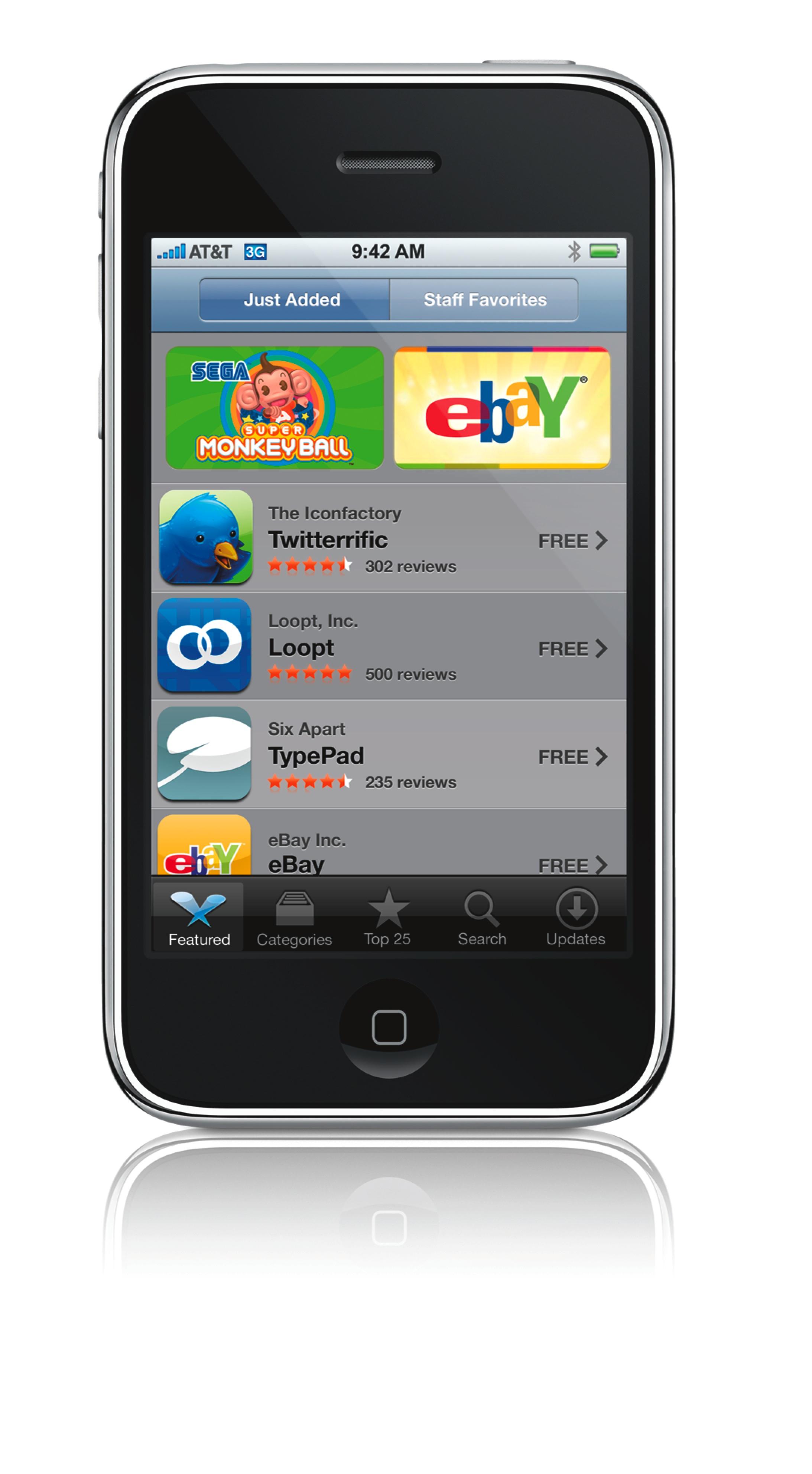 Программы для iphone 3g бесплатно 1 фотография